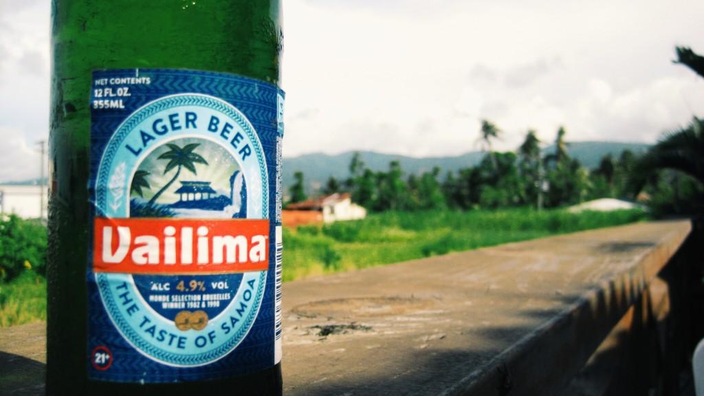 Samoa Beer Vailima