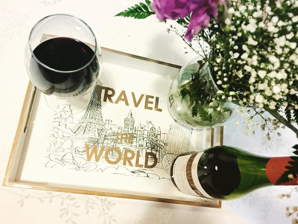 travel the world wine